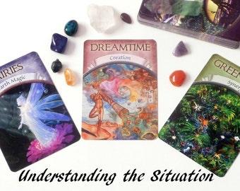 Tarot Card Reading for Understanding, 3 card Tarot Reading, Future Reading, Same Day Tarot, Psychic Reading, Metaphysical Same Day Reading