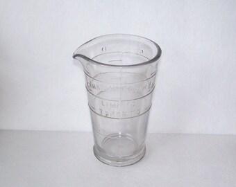 Vintage Canadian Kodak Beaker Toronto Darkroom Measuring Cup