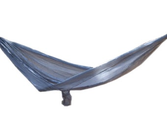 Grey Ultralight Camping Hammock