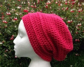 Slouchy hat, womens slouchy hat, crochet slouchy hat, slouchy beanie,slouch beanie.