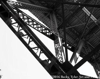 Bridge Fine Art Photo Print