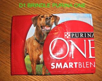 Dog Pencil Bags / Corgi Dog / Brindle Dog