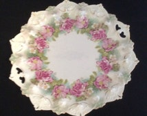 M.Z. Austria Scalloped Serving Plate