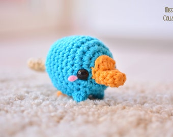Perry the Platypus Tsum Tsum
