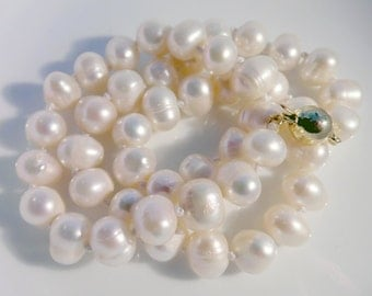 Freshwater Pearl Necklace - N008