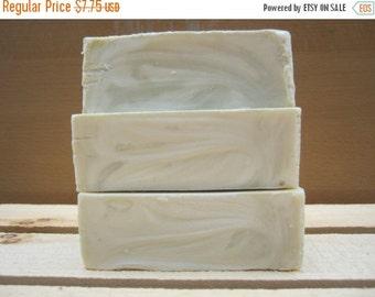 FLAS SALE Castile soap, Fragrance free soap, Olive oil soap, Sensitive skin soap, Free shipping soap, Natural body soap, Coconut Palm oils f