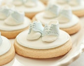 Baby Oxford Shoe Cookies *As Seen On Layla Grace*