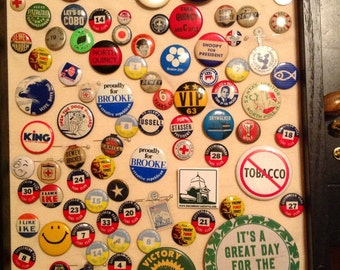 Vintage Collectable Pins