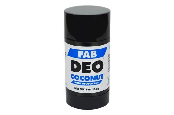 COCONUT Natural Deodorant Deoderant Stick Vegan