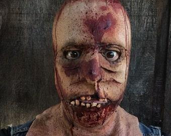 Bandage Mask with teeth
