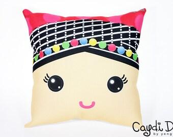 12x12 Display Pillow - My Hmongy 6