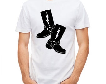 Electric Boots Tee