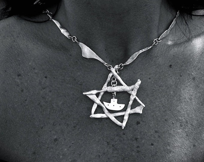 Starship Necklace