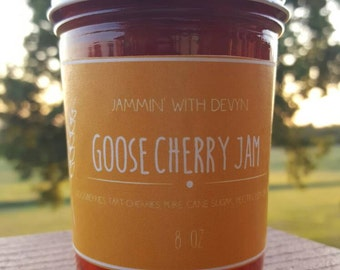 Sweet Tart Goosecherry Jam