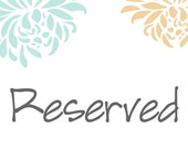 Reserved Listing for Hswick05