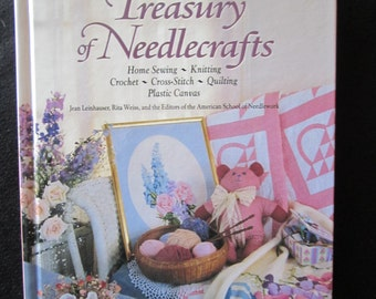 Treasury of Needlecrafts, A