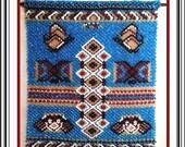 pattern bead weaving tapestry amerindien
