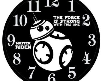 Custom Clock Design