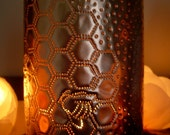Copper Anniversary gift, gift for a beekeeper, beekeeper's gift, bees, copper lantern