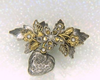 Sizzlin Summer Sale Cara Stimmel Ltd Vintage Brooch