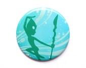 Steven Universe Button - Pearl Button