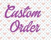 Custom Order: Vulpix brooch