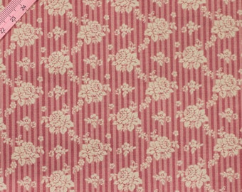 "Tilda Emily Pink Fabric / ""Spring Diaries"" Quilt Collection - Full Metre / 1.09 yard"