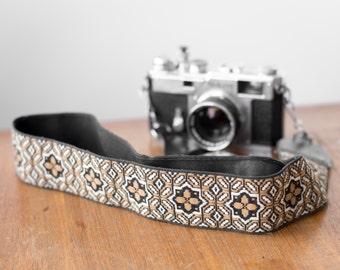 Vintage Hippy Camera Strap by Bobby Lee