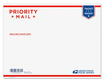 Priority Mail Upgrade (1-3 business days)