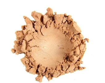 60% OFF - Mineral Makeup Bronzer - HONEY DEW Blush - Vegan Mineral Cosmetics