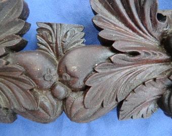 Decorative Wood Finial Piece