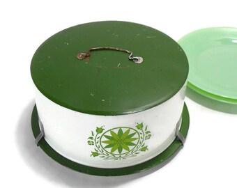Vintage Cake Carrier Etsy