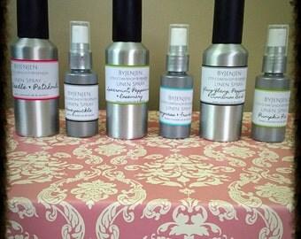Linen Spray, Air Freshener, Aromatherapy Spray, Essential Oils Spray, Room Spray, Party Favors, Pillow Spray, Fragrance Spray, Pet Odor
