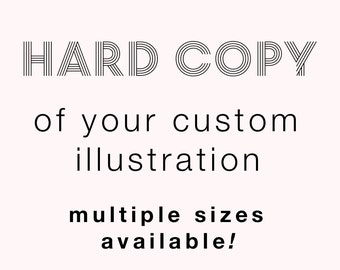 Additional Copies of Any Custom Order