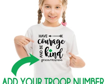 Girl Scouts Etsy