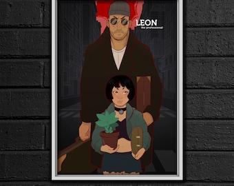 Leon: The Professional Print