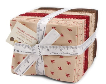 Songbird Gatherings by Primitive Gatherings for Moda Fat Quarter Bundle SKU 1160 AB