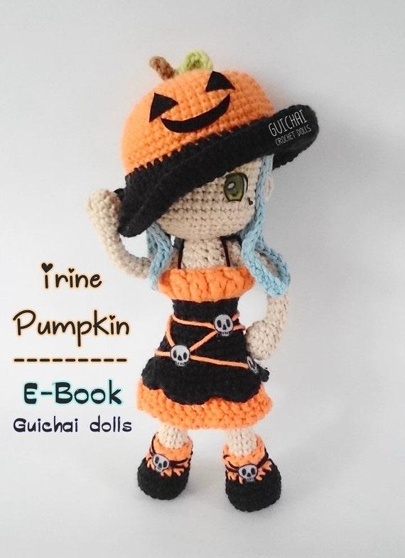 Irine Halloween patterns Amigurumi Pattern Halloween : Irine