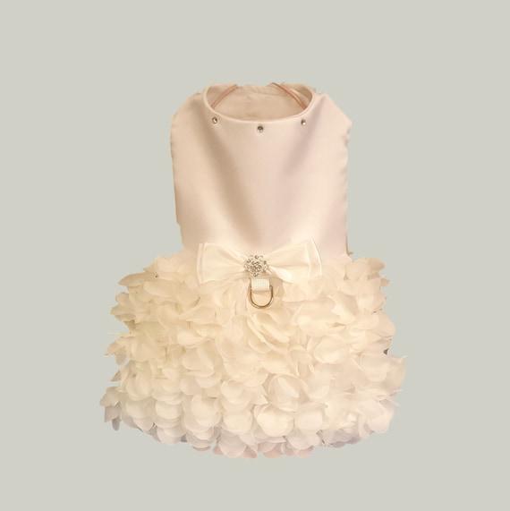 Small Dog Wedding Dress