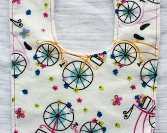 Spring Bicycles Bib