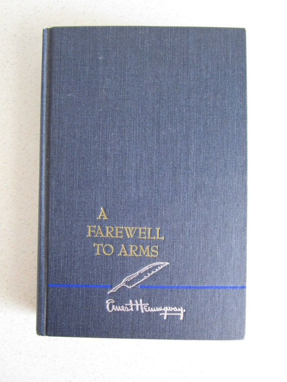 passage analysis a farewell to arms Essays and criticism on ernest hemingway's a farewell to arms - a farewell to arms, ernest hemingway  a farewell to arms is  analysis of the use of.