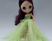 Desy shop blythe Green dress