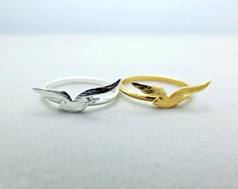 seagull ring