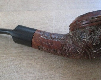 Very Old  Pipe - Weber Scoop Junior - Used - Great find for a Pipe Collector - Estate find! One of many in his  collection!