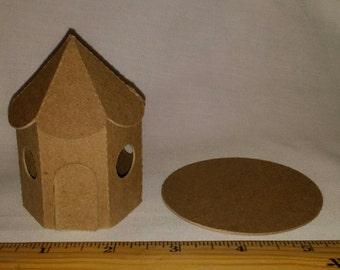 Mini Fairy Hut/House- Cardboard DIY