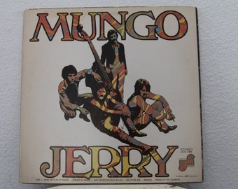 """Mungo Jerry - """"Mungo Jerry"""" vinyl record ft. """"In The Summertime"""" (NT)"""