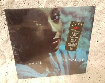 "Sade - ""Promise"" vinyl record"