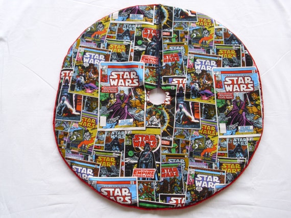 Star Wars Mini Tree Skirt
