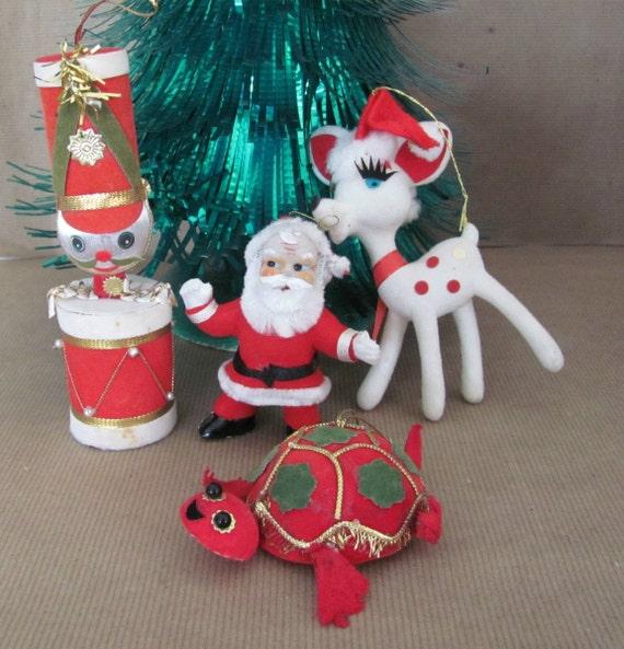 Vintage Christmas Ornaments 1960s Japan Christmas Ornament