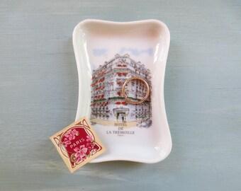 Hotel de La Tremoille Trinket Dish